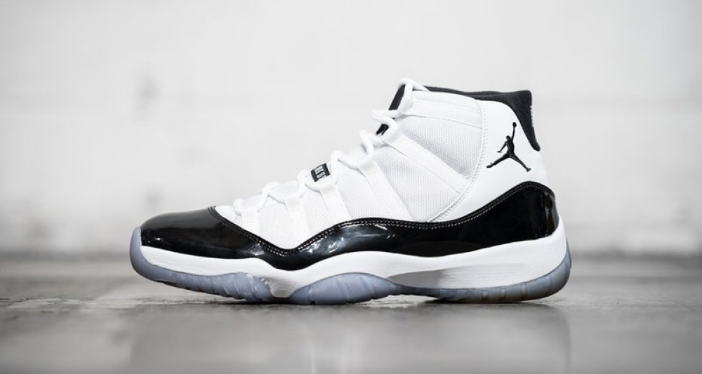 "22f84b407dad Report    Air Jordan 11 ""Concord"" Returning This Holiday Season in Large  Numbers"