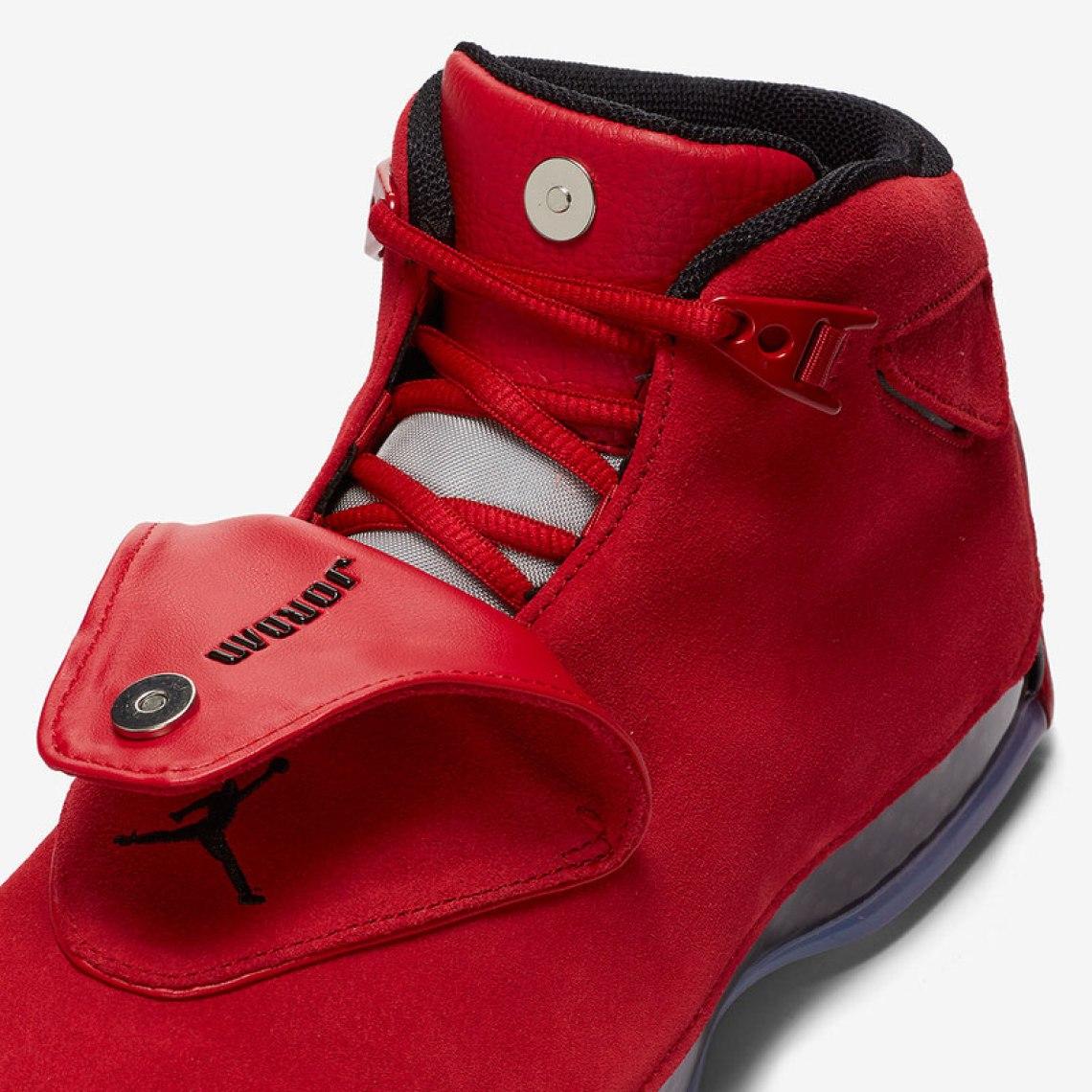 """Air Jordan 18 """"Toro"""""""