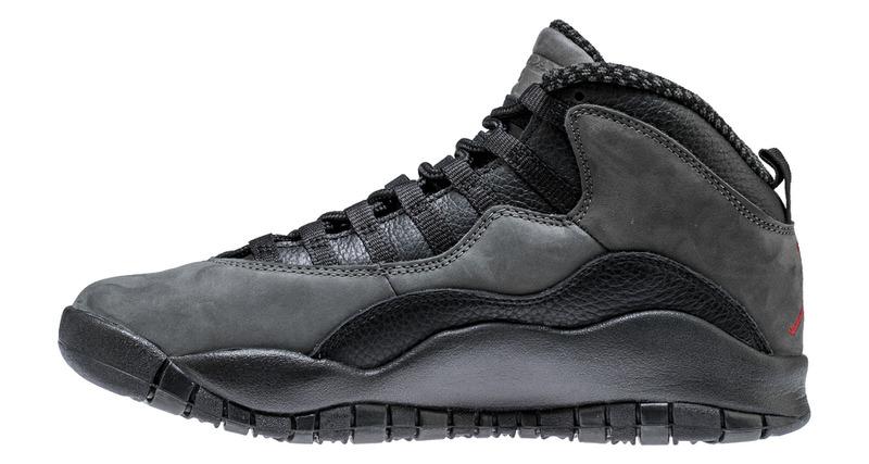 "fab3b0f21b2849 Air Jordan 10 ""Shadow"" Returns Next Month. Mar 23 ..."