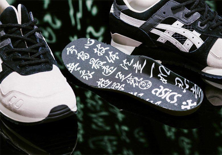 "Kicks Labs x ASICS Gel-Lyte III ""KL-SHINOBI"""