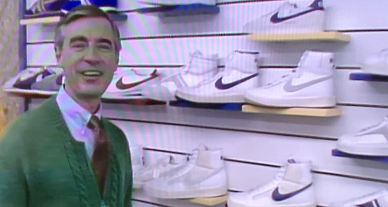 507ecd9cfedaa5 Mister Rogers Once Went Sneaker Shopping   We Have The Receipts ...