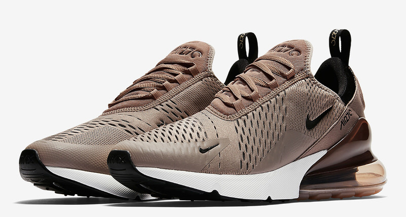 """eee12c2a035d50 Nike Air Max 270 """"Tan"""" Releases This Month"""