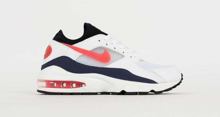 "Nike Air Max 93 ""Flame Red"""