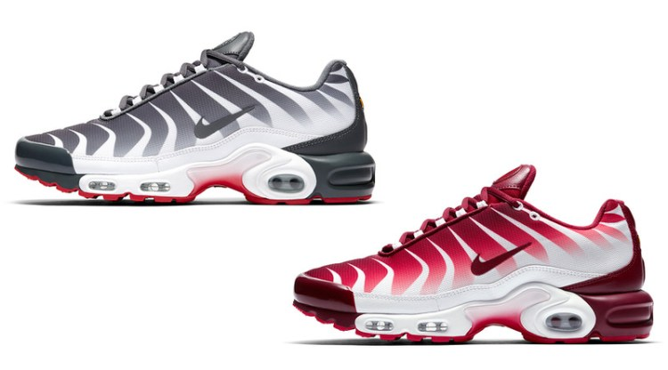 6882cb41ed3c37 Nike Air Max Plus Sees Shark Attack Inspiration