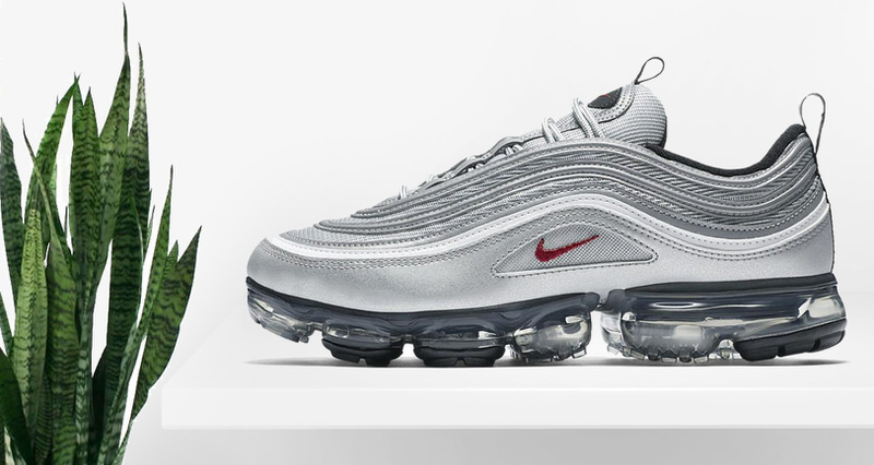 """7176c3f2416 Nike Air VaporMax 97 """"Silver Bullet"""" Drops This Month"""