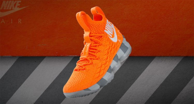 "Nike LeBron 15 ""Orange Box"""