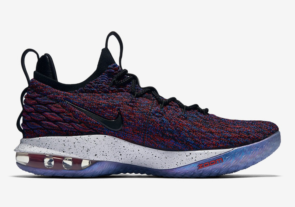 "Nike LeBron 15 Low ""Supernova"" Available Now 