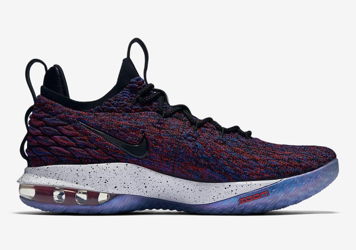 a4f9afd1ac7 Nike LeBron 15 Low