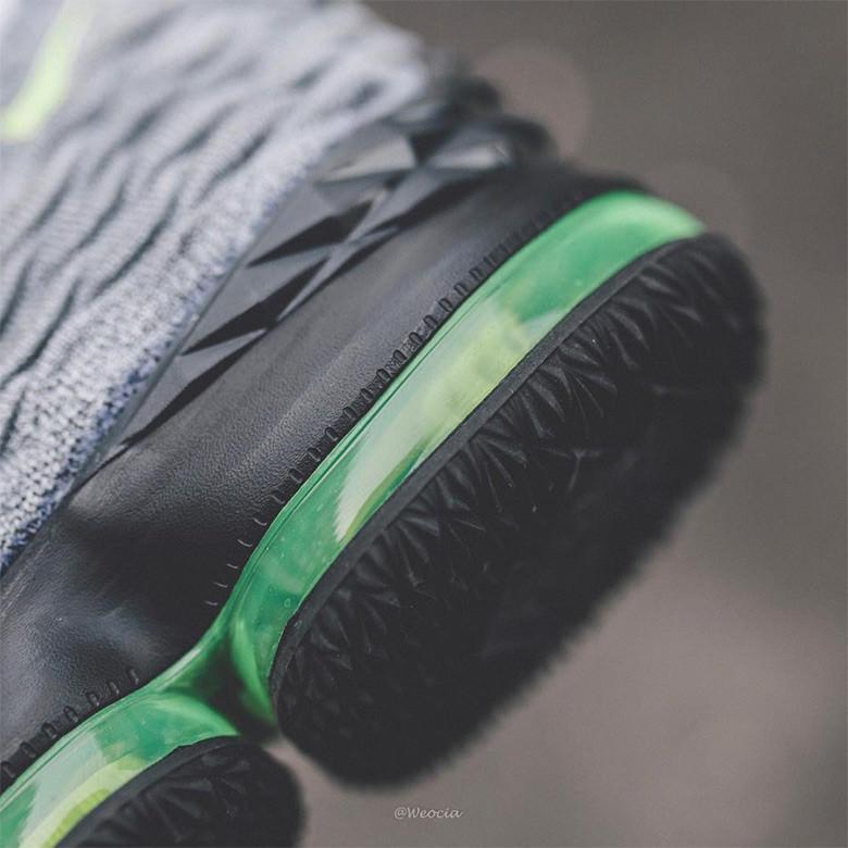 "f114125cea9 Nike LeBron 15 ""Neon"" Nike LeBron 15"