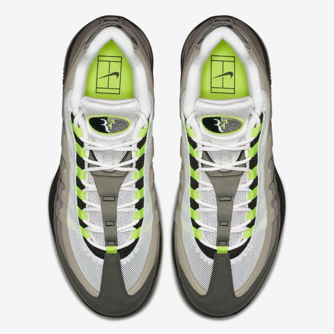 2c66cdf627 NikeCourt Vapor RF x Air Max 95