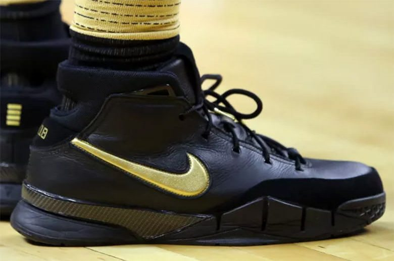d5d02f51fa0 ... online for sale Nike Zoom Kobe 1 Protro  Preview Of DeMar Derozan Mamba  Day ...