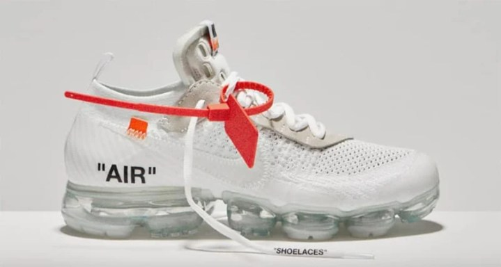 "OFF WHITE x Nike Air VaporMax ""White"""