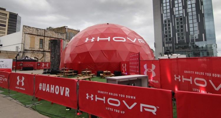 UA HOVR House SXSW