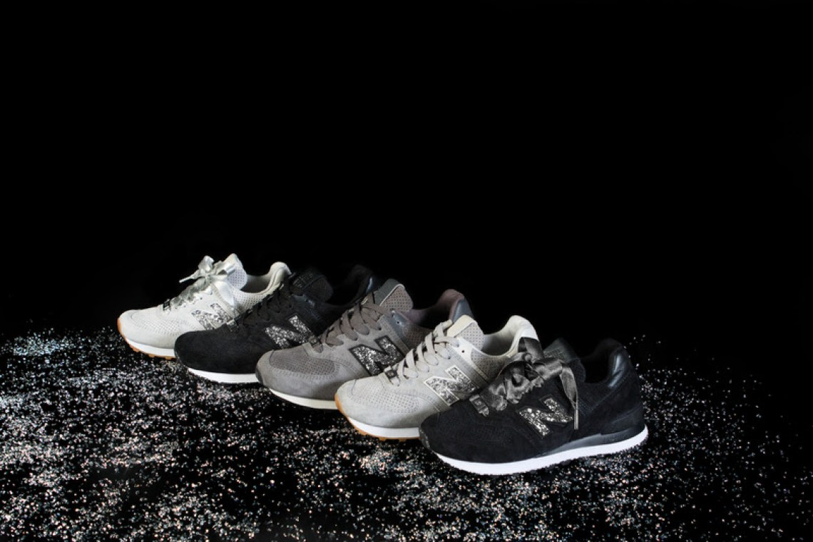 New Balance NB1 574 Swarovski