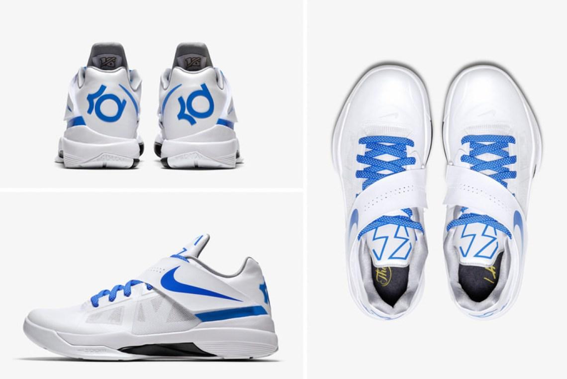 "Nike KD IV ""Battle Tested"""
