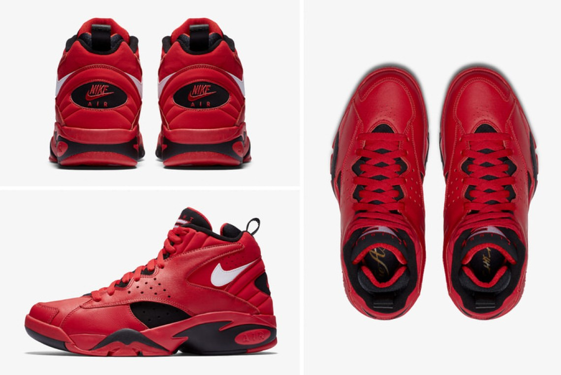 "Nike Air Maestro II ""Trifecta"""
