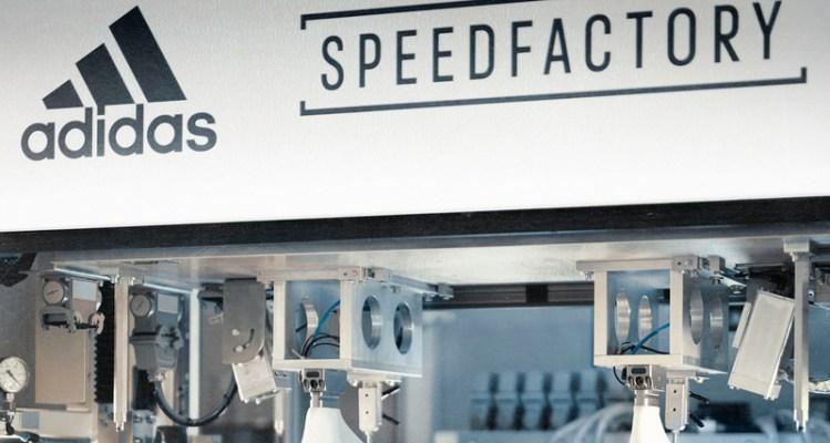 adidas SpeedFactory
