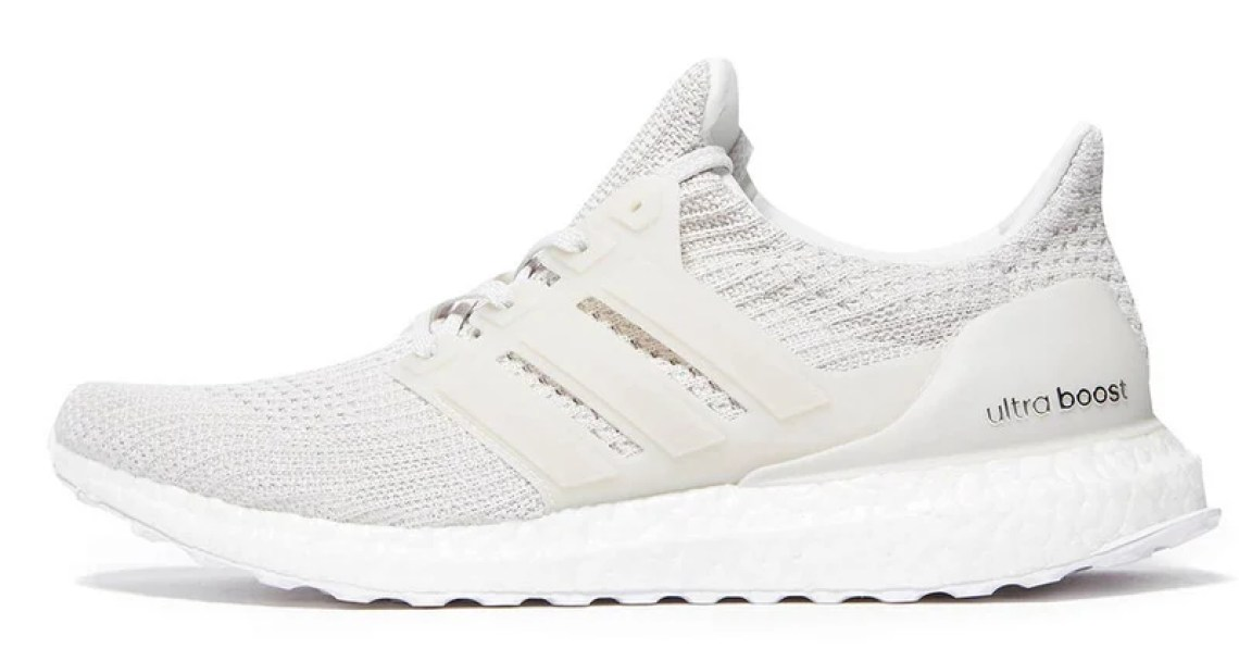 "adidas Ultra Boost 4.0 ""Pearl Chalk"""