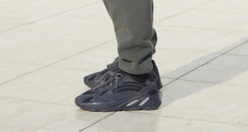 b18ab6cf833 ... discount code for adidas yeezy 700 utility black preview 2018 nice  kicks 2c9fa bf658