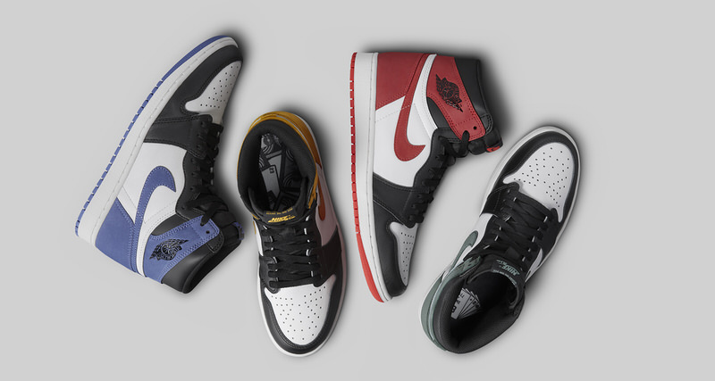 "b74c993d10f163 Air Jordan 1 ""Best Hand in the Game"" Collection Release Details Confirmed"