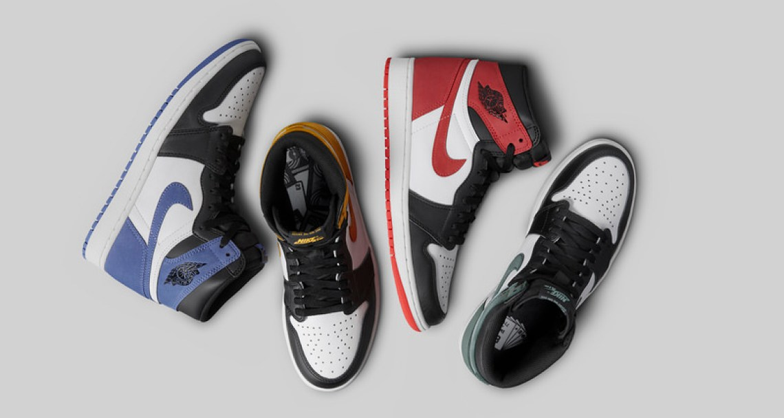 "Air Jordan 1 ""Best Hand in the Game"" Collection"""