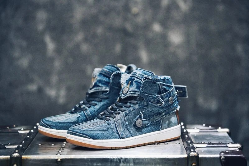 7f6886f7b8fe discount air jordan 1 ikea custom blue background 1b60c d643b  promo code  to order your own for a price of 1500 visit the remade web shop