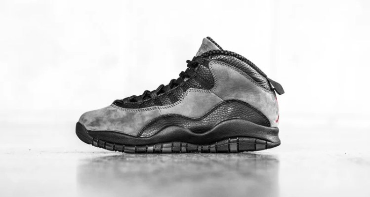 "Air Jordan 10 ""Shadow"""