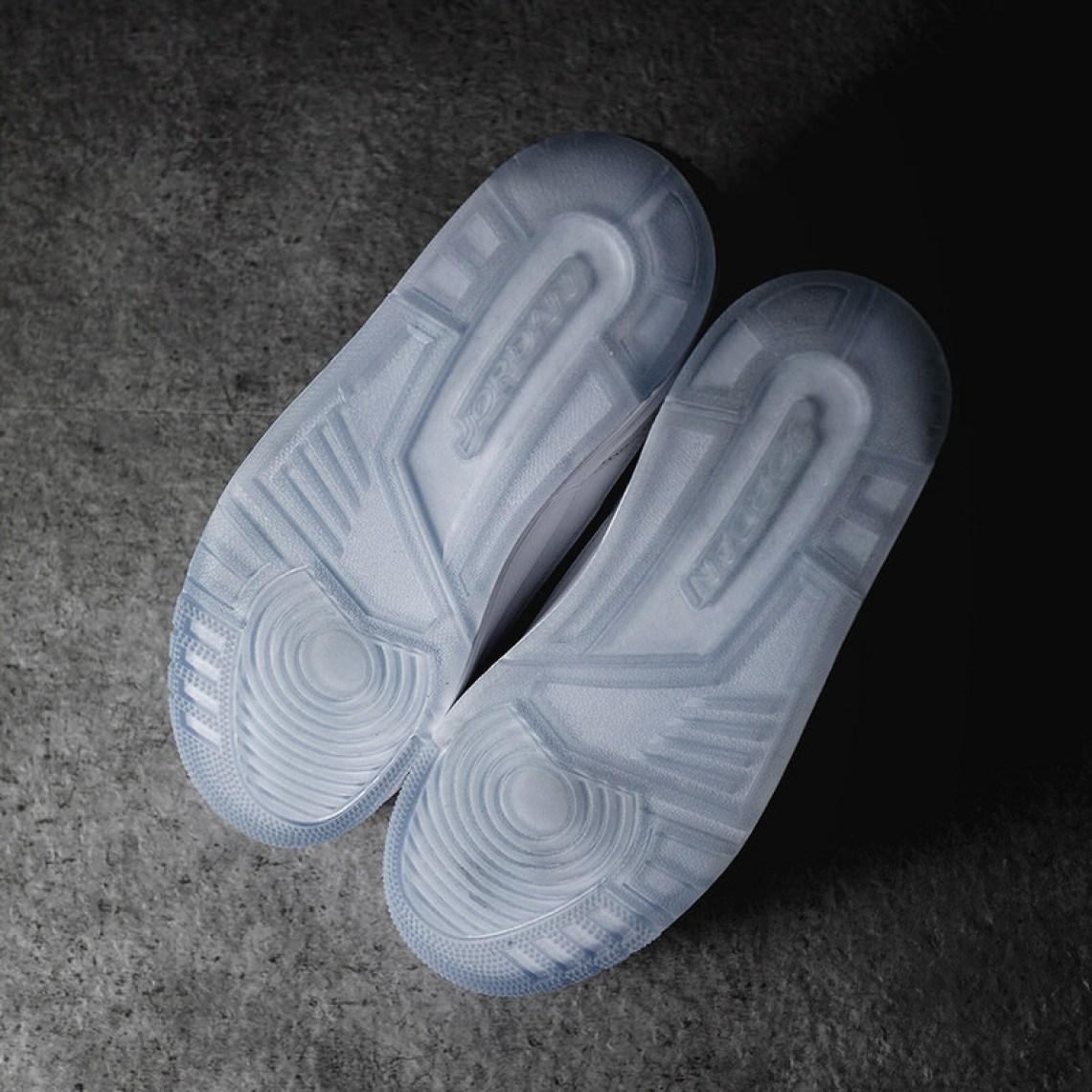 """Air Jordan 3 """"Pure White"""""""
