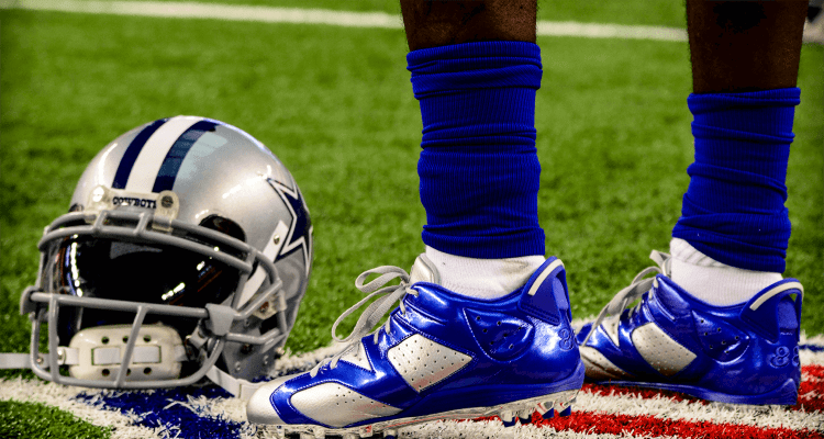 info for 89dd5 ee58b Dez Bryant s Best Air Jordan PEs with the Dallas Cowboys