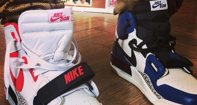 innovative design bdc6f ae2e6 Don C Reveals New Colorway of His Jordan Legacy 312