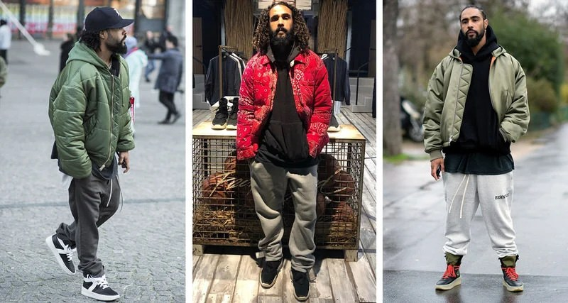 87afe7f6452d2 What They re Rocking    Jerry Lorenzo