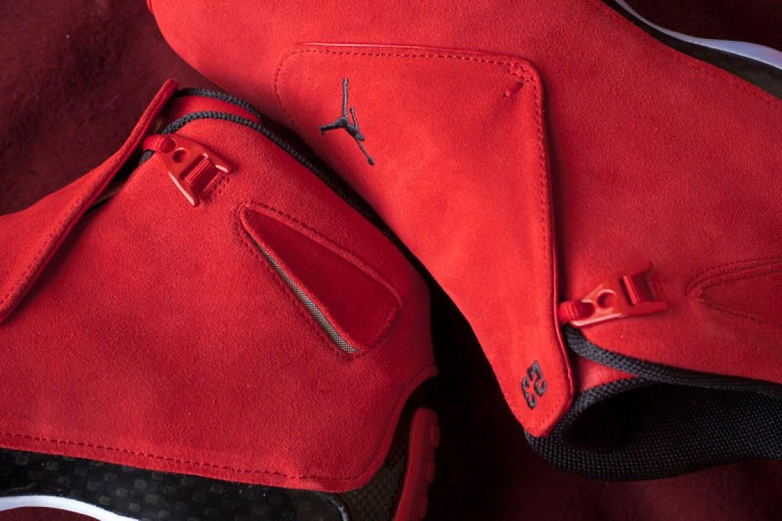 """a03e9b2244739d Air Jordan 18 """"Toro"""" Launches Tomorrow"""