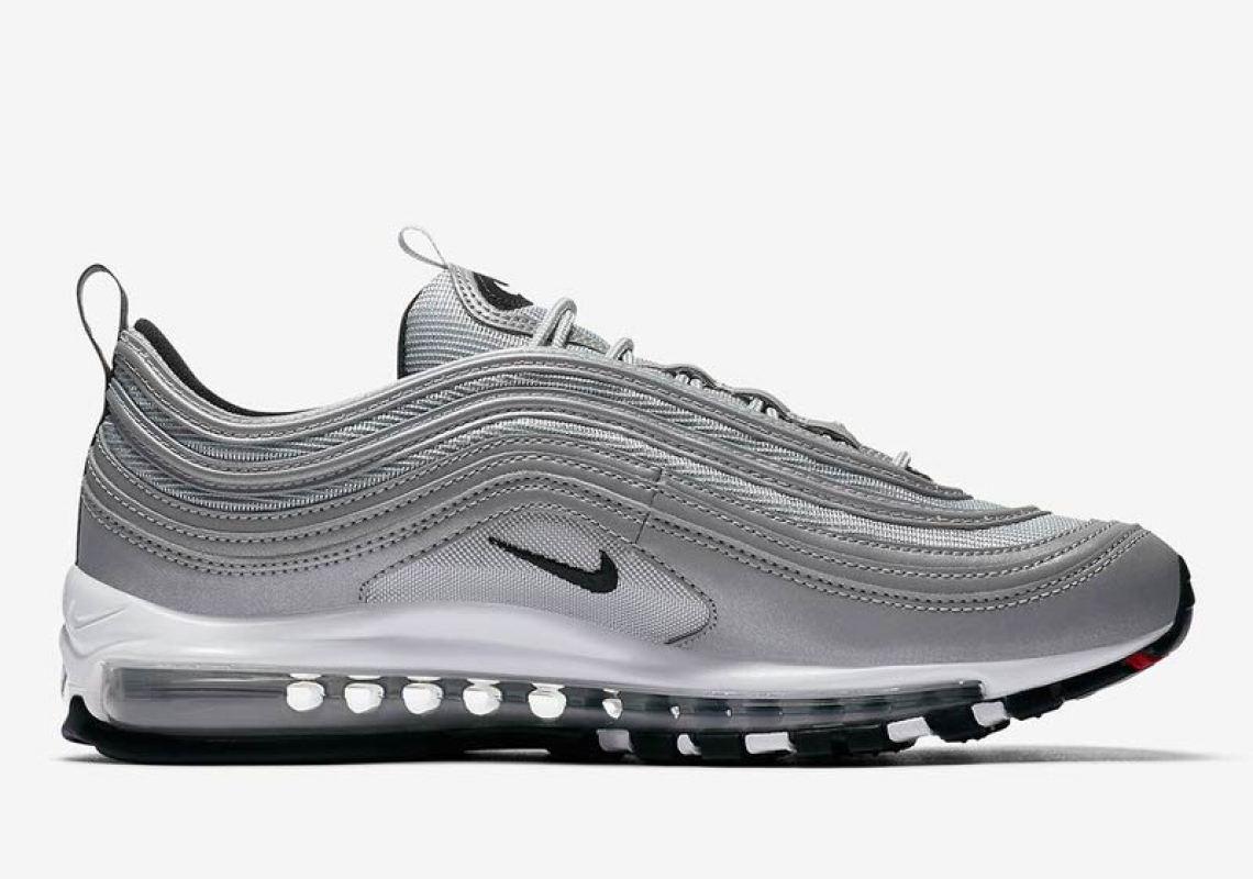 """Nike Air Max 97 """"Reflect Silver"""""""