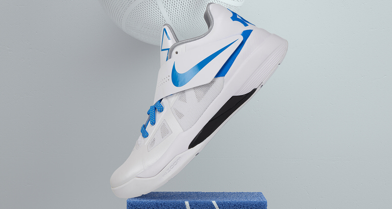 "02b8e93f8499 Nike KD IV ""Battle Tested"" Odes Durant s Road to His First NBA Finals"