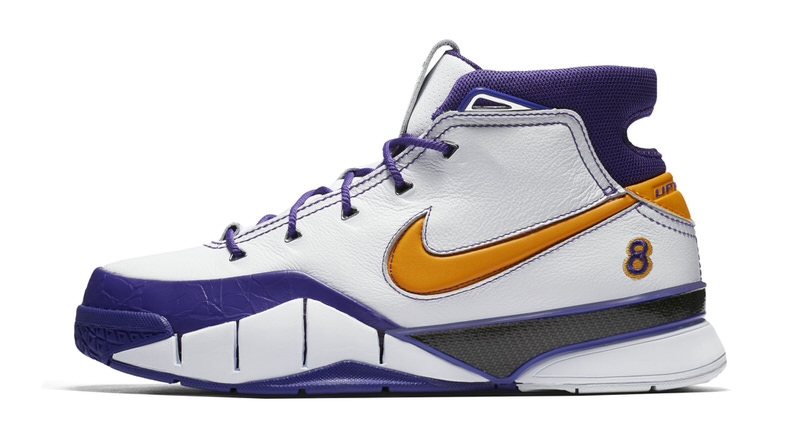 """separation shoes aec27 d2861 Nike Kobe 1 Protro """"Final Seconds"""" Honors Bryant s Playoff Heroics in 2006"""