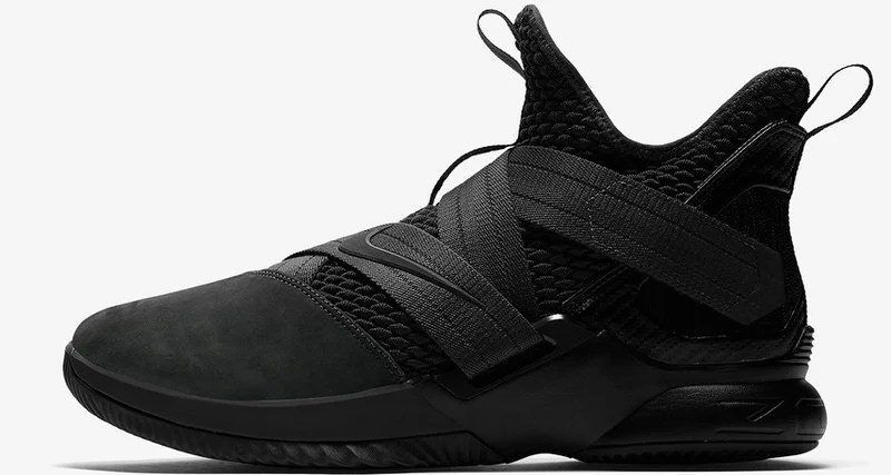 "d5acbbeb9ea Nike LeBron Soldier 12 ""Zero Dark Thirty"" Lands Next Week"