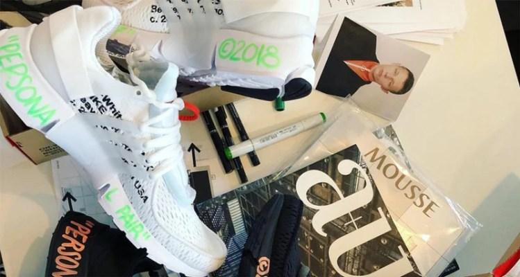 "OFF WHITE x Nike Air Presto ""Polar Opposites"" Pack"