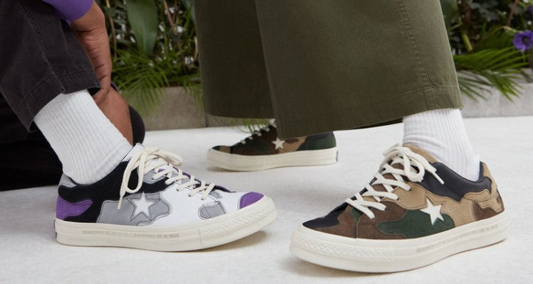 Sneakersnstuff x Converse One Star Pack
