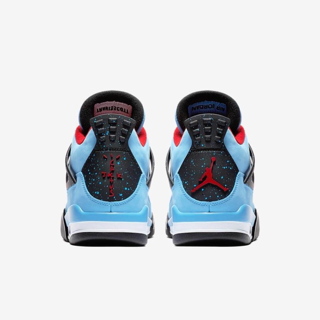 "Travis Scott x Air Jordan 4 ""Cactus Jack"""