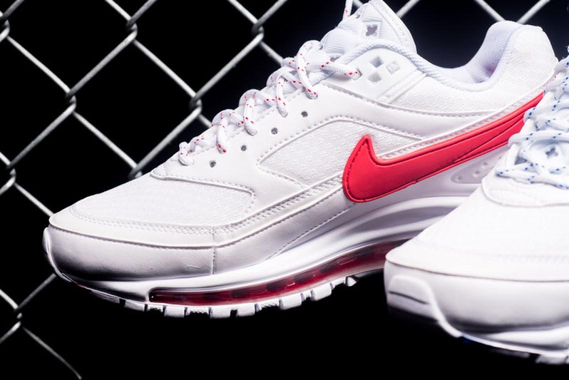 ff852e000b Skepta's Nike Air Max 97/BW Hybrid Lauches Stateside Tomorrow | Nice ...