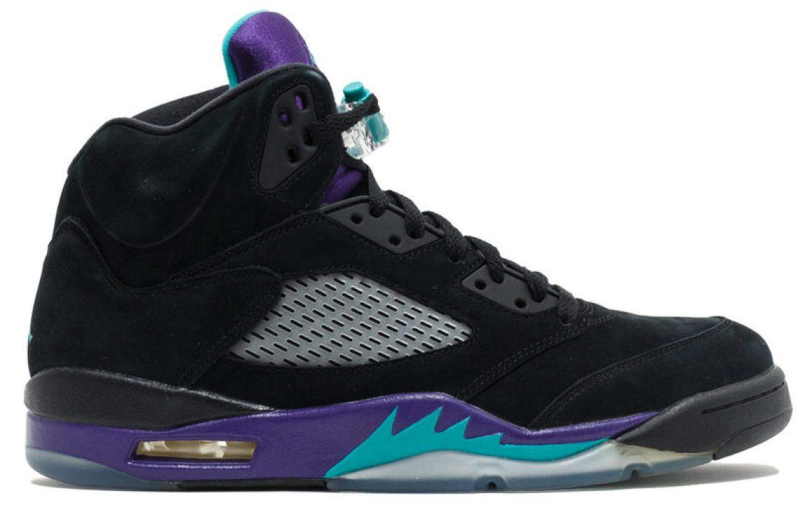 """new arrivals 92bc9 70c21 ... Air Jordan 5 """"Black Grape"""""""