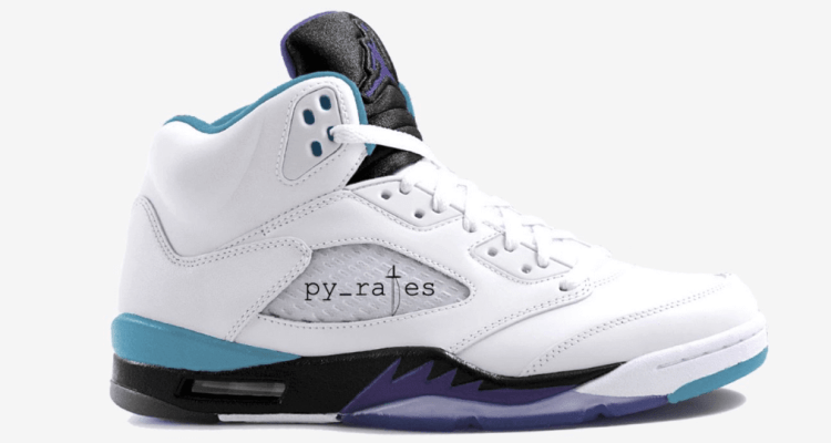 "new product 18876 7dc67 Another Alternate ""Grape"" Air Jordan 5 May Be Coming Soon"