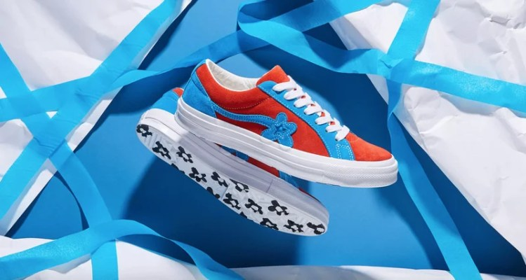 "Golf le Fleur x Converse One Star ""Two Tones"" Collection"