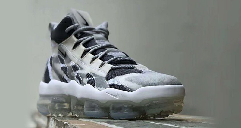 quality design 9788c 302e6 Nike Air VaporMax Surfaces with Deion Sanders Vibes