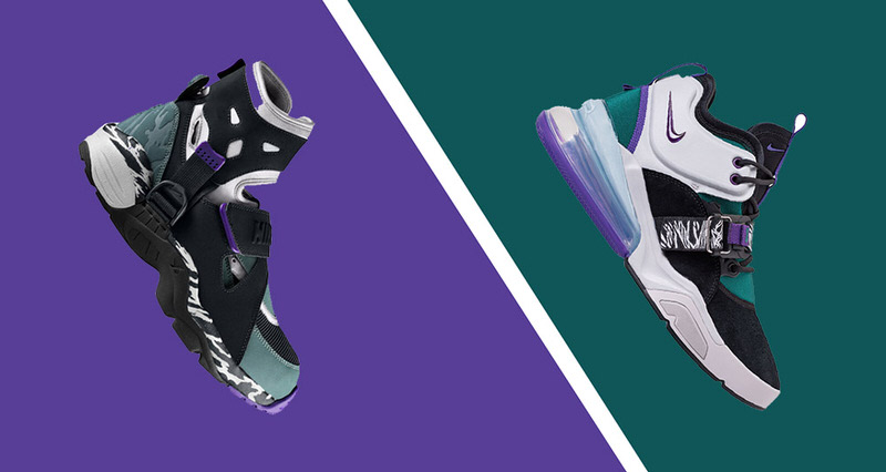 """best service 5656b 52ca3 Nike Air Force 270 """"Carnivore"""" Launches This Month"""