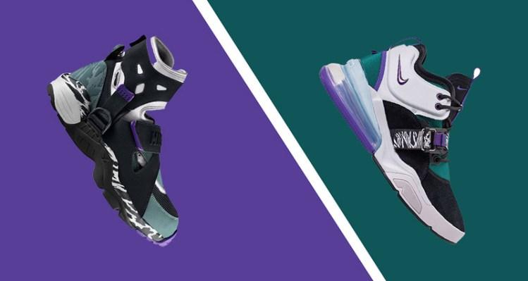 """3ffde10da2 Nike Air Force 270 """"Carnivore"""" Launches This Month"""