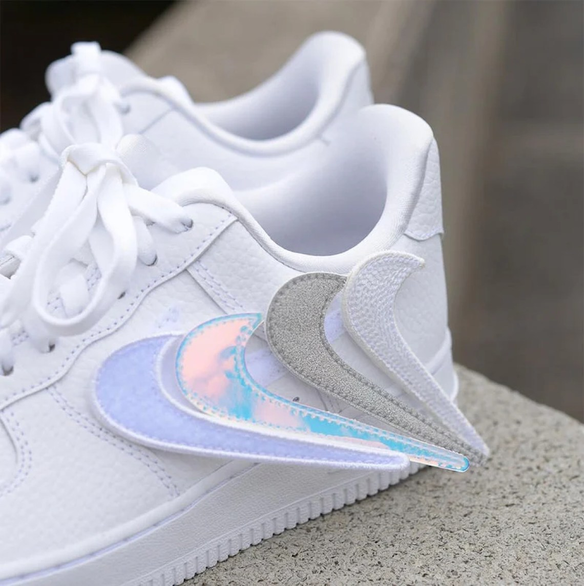 new style 05b95 ffc4d ... Nike Air Force 1-100