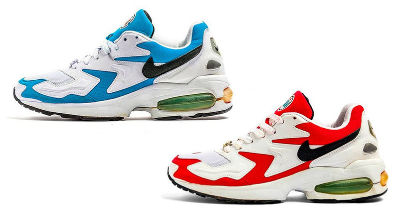 nike air max 2 light rouge