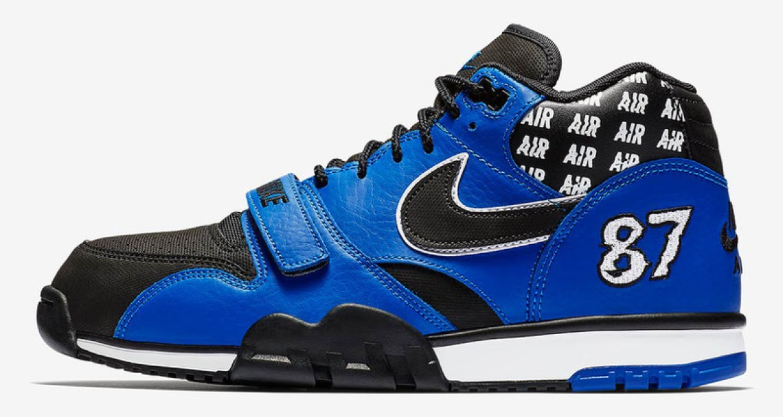 """huge selection of 4141c c776a Nike Adds Air Trainer 1 to """"SOA"""" Pack"""