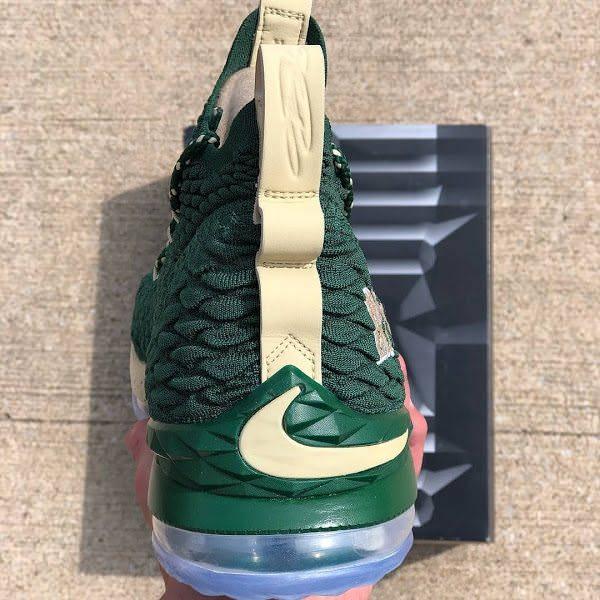 "Nike LeBron 15 ""SVSM"" PE"